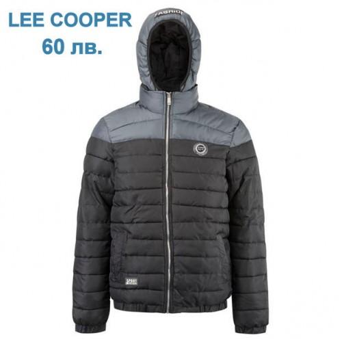 Lee Cooper ново оригинално мъжко яке с качулка - продуктов код 14059