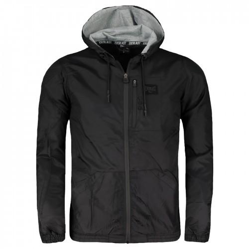 Everlast ново мъжко черно яке с качулка - продуктов код 14047